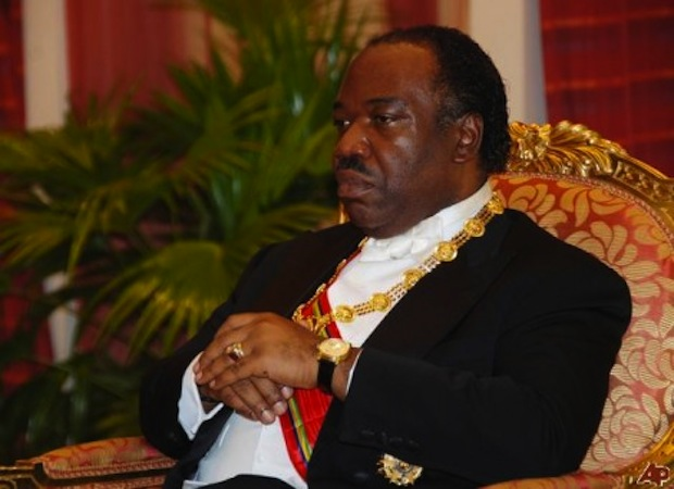 Elected in 2009, Gabonese president Ali Bongo has pledged to fight corruption.