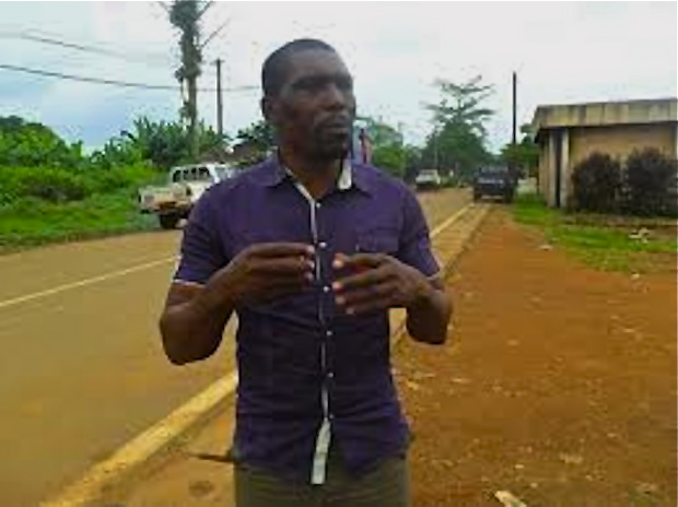 Nasako Besingi. Photo: Kumba News